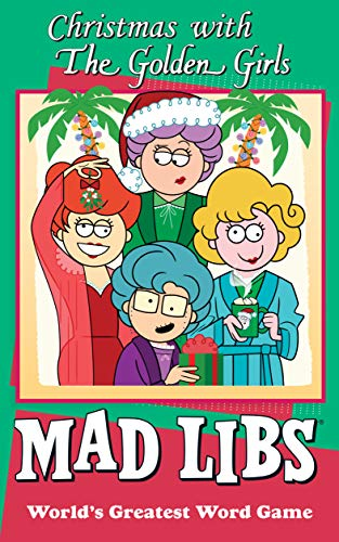 Christmas With The Golden Girl Mad Libs