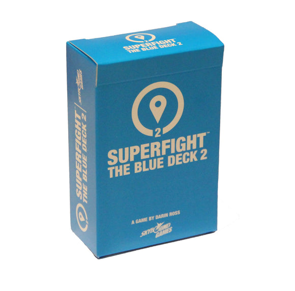 Superfight Location Blue 2 Deck