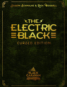 Electric Black Cursed Edition Direct Market Edition