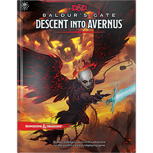 Dungeons & Dragons 5th Ed Baldurs Gate Descent Into Avernus