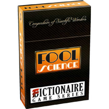 Fictionaire Game Fool Science