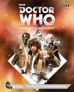 Doctor Who Fourth Doctor Adventure In Time And Space