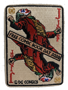 Fcbd 2020 Joker Patch