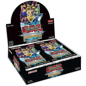 Yu Gi Oh Darkside Of Dimensions Movie Booster Display