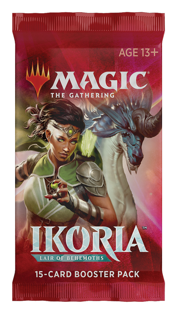 MTG TCG Ikoria Lair of Behemoths Booster Pack