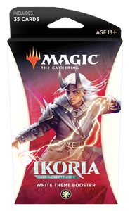 MTG TCG IKORIA LAIR OF BEHEMOTHS WHITE THEME BOOSTER PACK