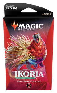 MTG TCG IKORIA LAIR OF BEHEMOTHS RED THEME BOOSTER PACK