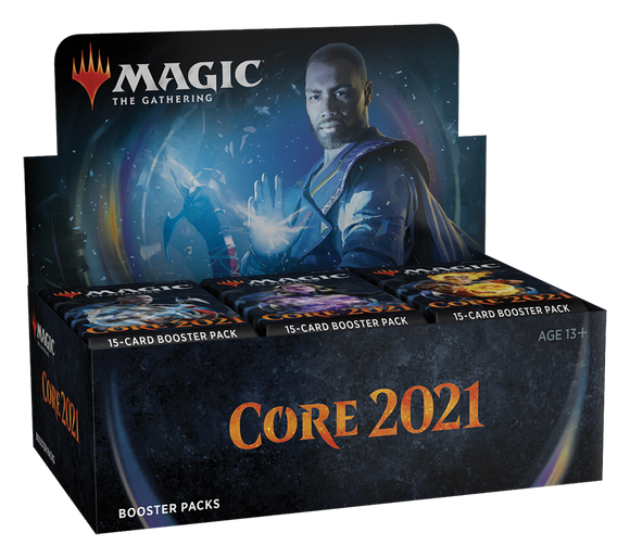 Mtg Tcg Core 2021 Booster Display Box 36ct