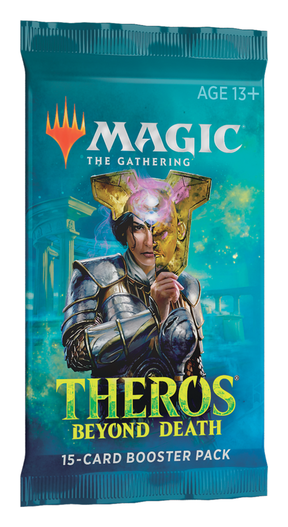 Mtg Tcg Theros Beyond Death Booster Pack