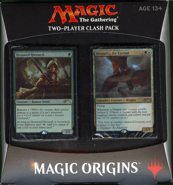 Mtg Tcg 2015 Origins Clash Deck