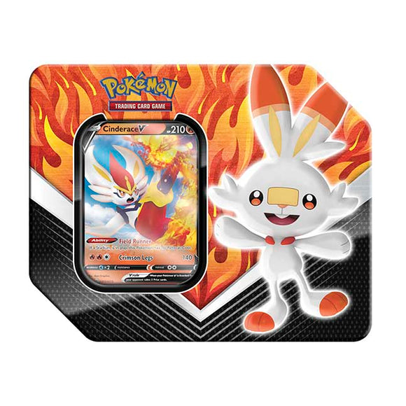 Pokemon Tcg Galar Partners Tin
