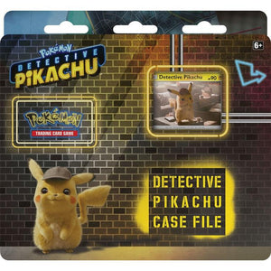 Pokemon Tcg Detective Pikachu Case File