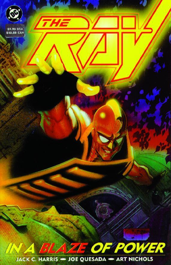 Ray In A Blaze Of Power Tp (Star01041)