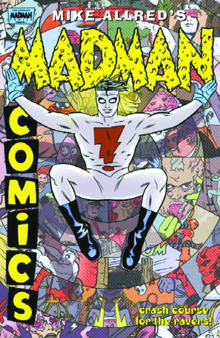 Madman Comics Yearbook 95 Tp