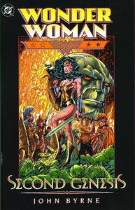 Wonder Woman Second Genesis Tp (Star03134)