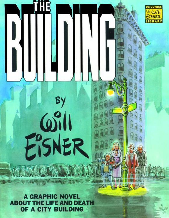 Will Eisners Building Sc