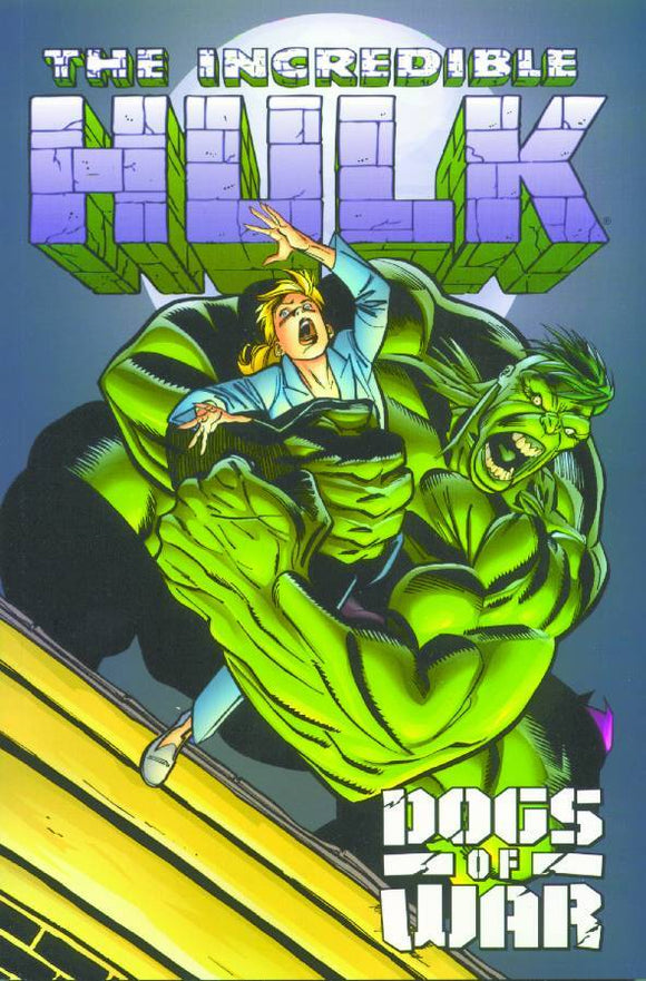 Incredible Hulk Dogs Of War Tp (Star13614)