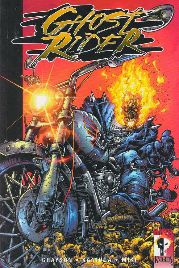 Ghost Rider The Hammer Lane Tp