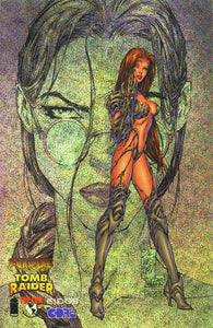Tomb Raider Witchblade Tp Trouble Seekers