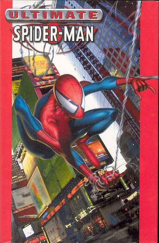 Ultimate Spider-Man Hc Vol 01 (Star18131)