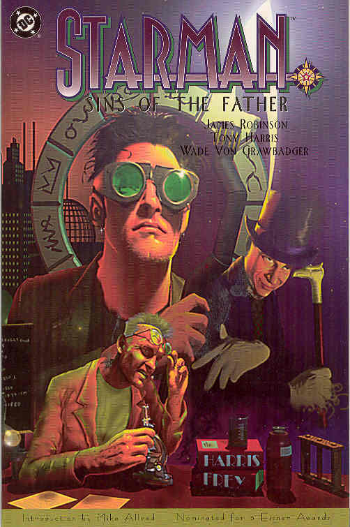Starman Tp Vol 01 Sins Of The Father (Star18230)