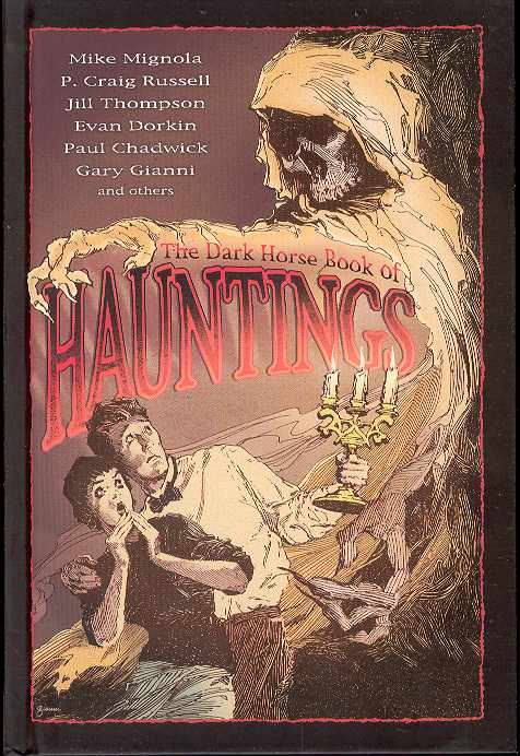 Dark Horse Book Of Hauntings Hc