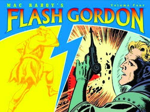 Mac Raboy Flash Gordon Tp Vol 04