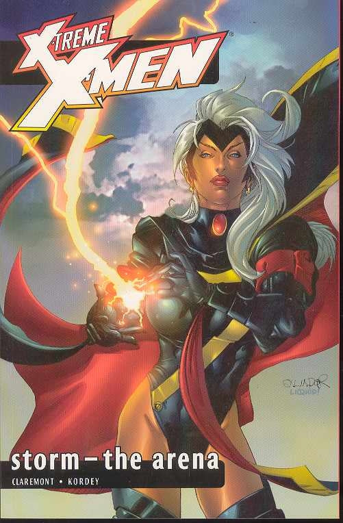 X-Treme X-Men Tp Vol 07 Storm The Arena (Dec031624)