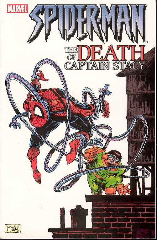 Spider-Man Death Of Captain Stacy Tp