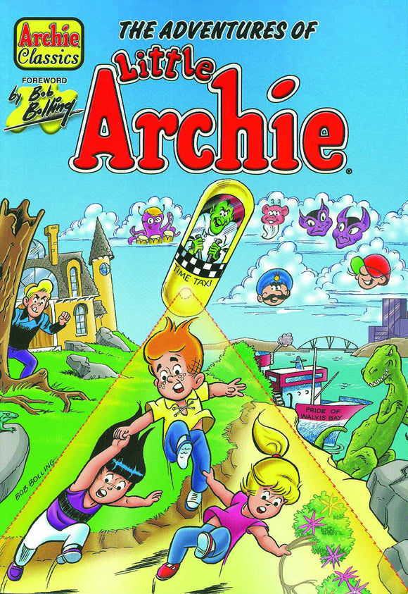 Adventures Of Little Archie Tp Vol 01