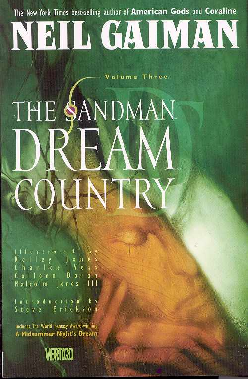 Sandman Tp Vol 03 Dream Country (Jan058148)