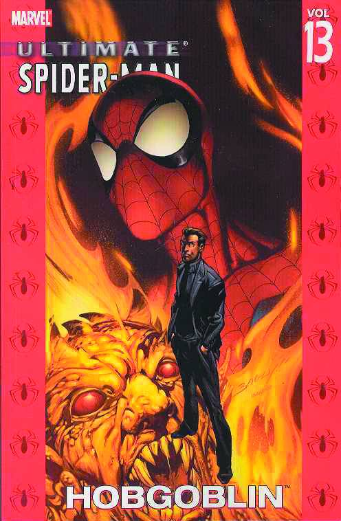 Ultimate Spider-Man Tp Vol 13 Hobgoblin (May051827)