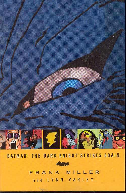 Batman Dark Knight Strikes Again TP - Books