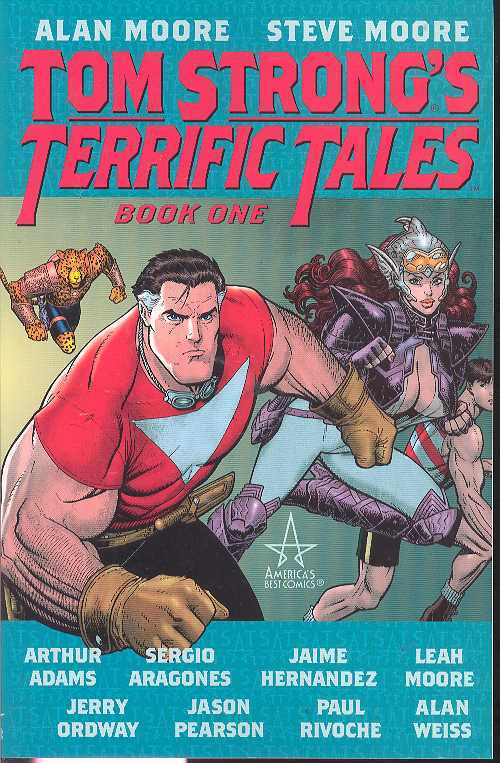 Tom Strongs Terrific Tales Tp Book 01