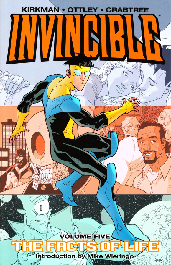 Invincible Tp Vol 05 Facts Of Life