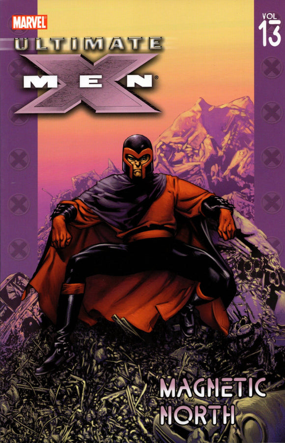 Ultimate X-Men Tp Vol 13 Magnetic North (Dec052069)