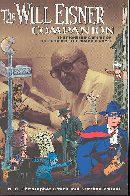 Will Eisner Companion Sc (Dec050299)