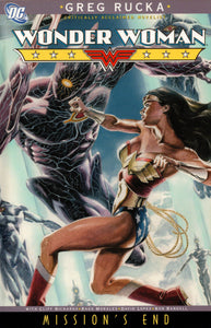 Wonder Woman Missions End Tp (Apr060241)