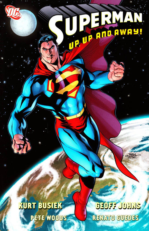 Superman Up Up And Away Tp (Jun060169)