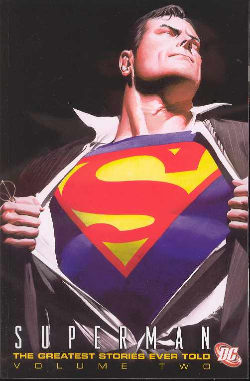 Superman The Greatest Stories Ever Told Tp Vol 02 (Sep060209