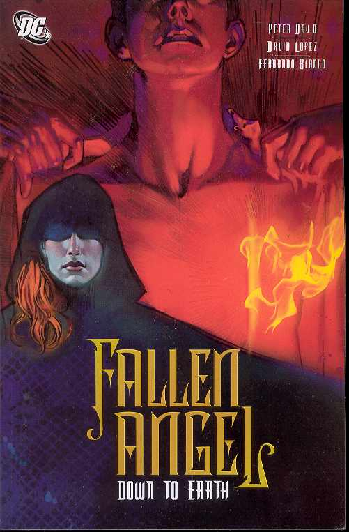 Fallen Angel Tp Vol 02 Down To Earth (Oct060190) (Mr)
