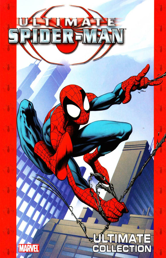 Ultimate Spider-Man Ultimate Collection Tp Vol 01