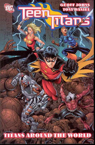 Teen Titans Tp Vol 06 Titans Around The World (Nov060248)