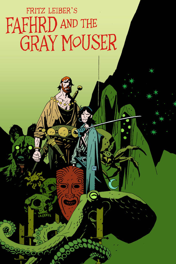 Fafhrd And The Gray Mouser Tp
