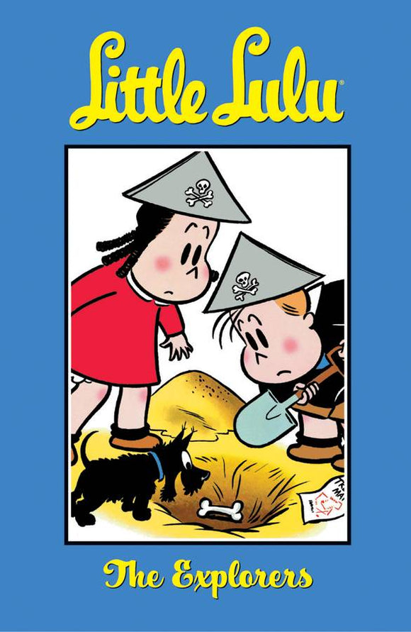 Little Lulu Tp Vol 15 The Explorers (Dec060038)