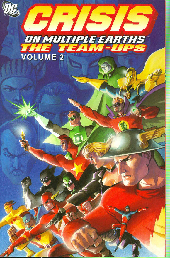 Crisis On Multiple Earths The Team Ups Tp Vol 02 (Dec060208)