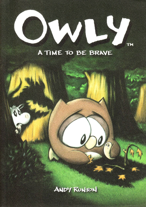 Owly Gn Vol 04 Time To Be Brave