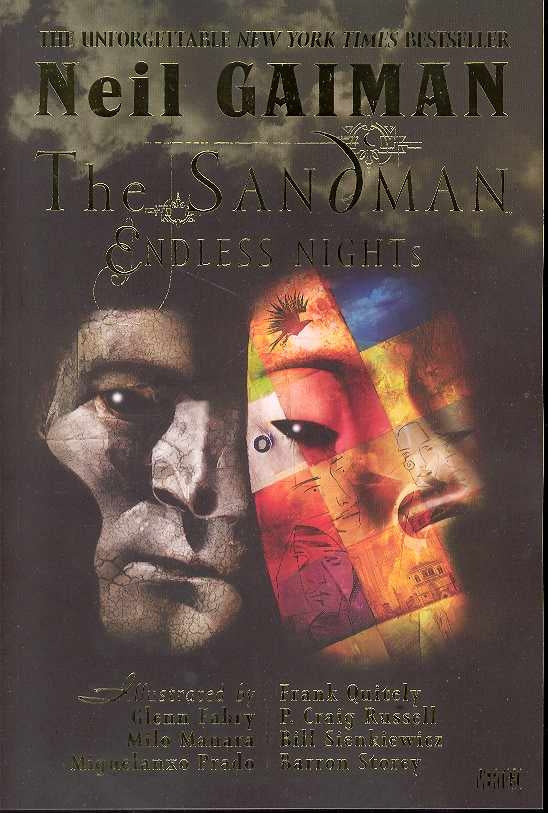 Sandman Endless Nights Tp
