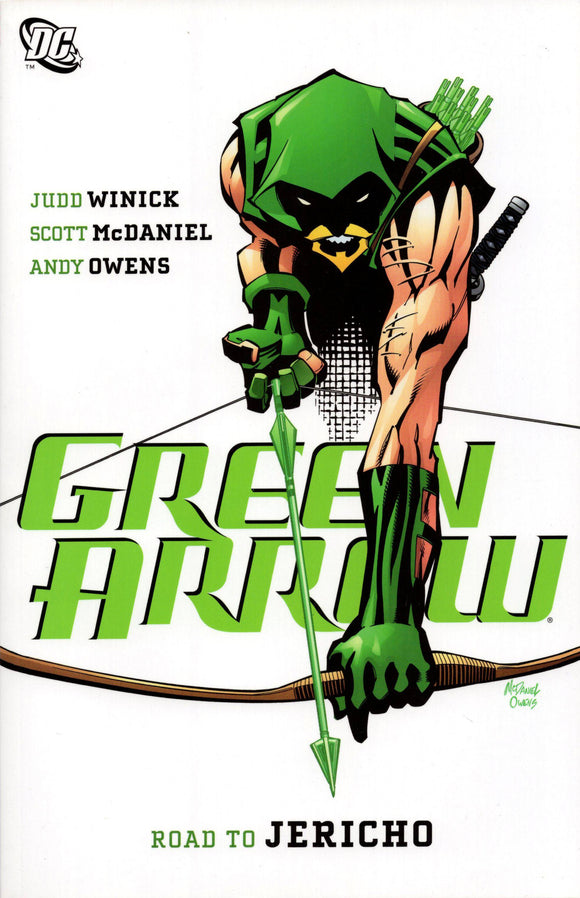 Green Arrow Road To Jericho Tp (Aug070272)