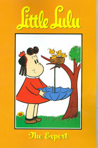 Little Lulu Tp Vol 18 The Expert